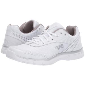 ライカ Ryka レディース スニーカー シューズ・靴 Destiny White|fermart-shoes