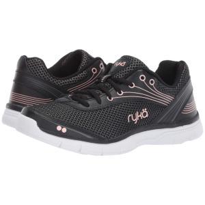 ライカ Ryka レディース スニーカー シューズ・靴 Destiny Black|fermart-shoes