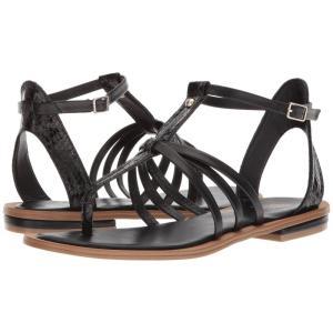 アイソラ Isola レディース サンダル・ミュール シューズ・靴 Marica Black Snake Print/Goat Light Pull-Up|fermart-shoes