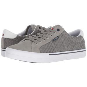 トミー ヒルフィガー メンズ スニーカー シューズ・靴 Rotter Medium Grey|fermart-shoes