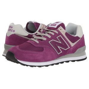 ニューバランス New Balance Classics メンズ スニーカー シューズ・靴 ML574 Purple fermart-shoes