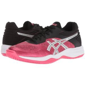 アシックス ASICS レディース シューズ・靴 バレーボール Netburner Ballistic FF Pixel Pink/White|fermart-shoes