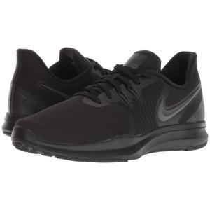 ナイキ Nike レディース スニーカー シューズ・靴 In-Season Tr 8 Black/Anthracite|fermart-shoes