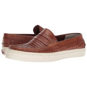 コールハーン Cole Haan メンズ ローファー シューズ・靴 Pinch Weekender Luxe Huarache Loafer Woodbury Woven Burnish|fermart-shoes