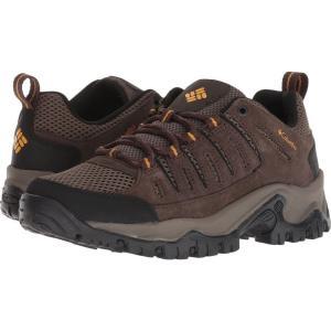コロンビア Columbia メンズ シューズ・靴 ランニング・ウォーキング Lakeview II Low Cordovan/Mud|fermart-shoes