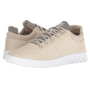 ケースイス K-Swiss メンズ スニーカー シューズ・靴 Aero Trainer Oyster Grey/White|fermart-shoes