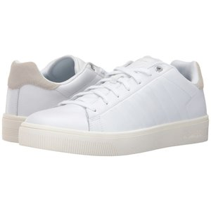 ケースイス K-Swiss メンズ スニーカー シューズ・靴 Court Frasco White/Bone/Marshmallow|fermart-shoes