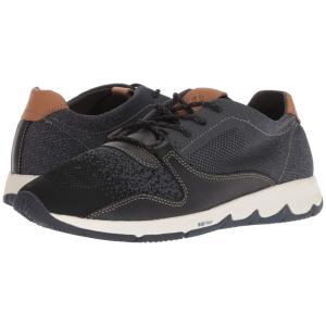 ハッシュパピー Hush Puppies メンズ スニーカー シューズ・靴 TS Field Knit Lace Black Knit/Leather|fermart-shoes