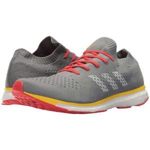 アディダス adidas x Kolor メンズ スニーカー シューズ・靴 Adizero Prime Kolor Grey Three/Grey One/Equipment Yellow fermart-shoes