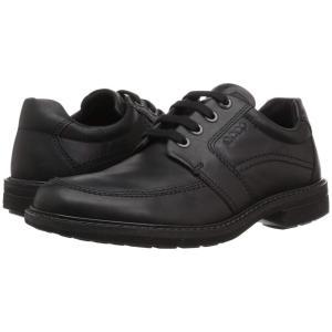 エコー ECCO メンズ 革靴・ビジネスシューズ シューズ・靴 Turn Tie Black Cow Leather|fermart-shoes
