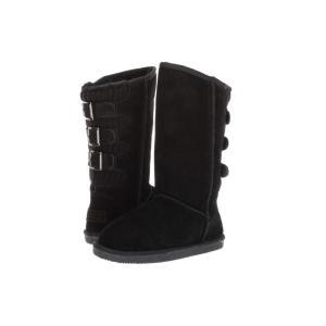 ラグズ Lugz レディース ブーツ シューズ・靴 Mahala Black Suede|fermart-shoes