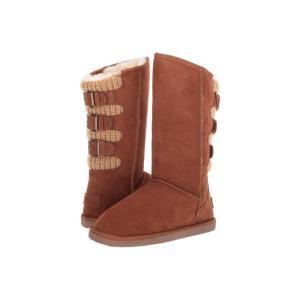 ラグズ Lugz レディース ブーツ シューズ・靴 Mahala Chestnut/Cream/Gum Suede|fermart-shoes