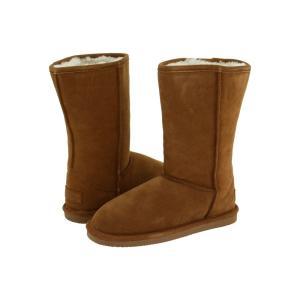 ラグズ Lugz レディース ブーツ シューズ・靴 Zen Hi Chestnut Suede|fermart-shoes