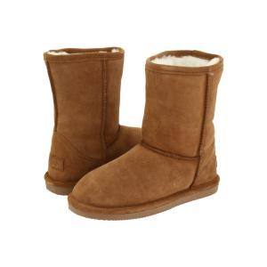 ラグズ Lugz レディース ブーツ シューズ・靴 Zen Lo Chestnut Suede|fermart-shoes