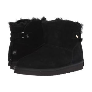 アグ Koolaburra by UGG レディース ブーツ シューズ・靴 Jaelyn Mini Black|fermart-shoes
