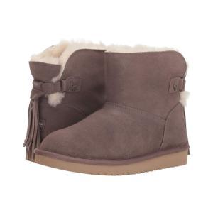 アグ Koolaburra by UGG レディース ブーツ シューズ・靴 Jaelyn Mini Cinder|fermart-shoes