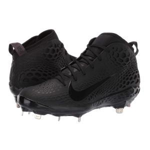 ナイキ Nike メンズ 野球 シューズ・靴 Force Zoom Trout 5 Black/Black/Black/Thunder Grey|fermart-shoes