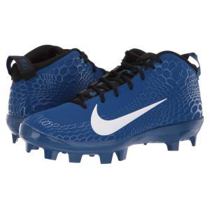 ナイキ Nike メンズ 野球 シューズ・靴 Force Zoom Trout 5 Pro MCS Gym Blue/White/Black|fermart-shoes