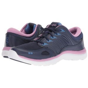 ライカ Ryka レディース スニーカー シューズ・靴 element Blue/Lilac|fermart-shoes
