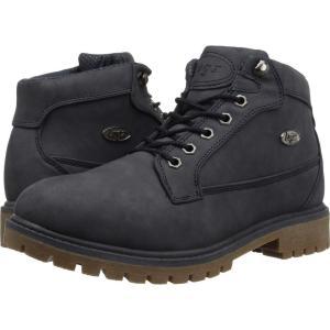ラグズ Lugz レディース ブーツ シューズ・靴 Mantle Mid Navy/Gum|fermart-shoes