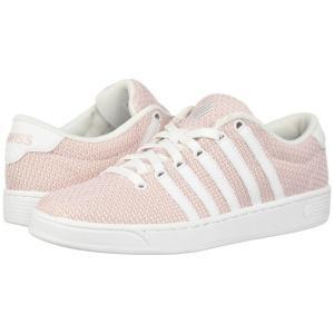 ケースイス K-Swiss レディース スニーカー シューズ・靴 Court Pro II T CMF Parfait Pink/Creole Pink/White fermart-shoes