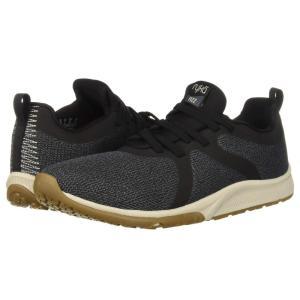 ライカ Ryka レディース スニーカー シューズ・靴 Fizz Black Fabric/PU|fermart-shoes