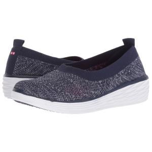 ライカ レディース スニーカー シューズ・靴 Nell Navy/Pink/White|fermart-shoes