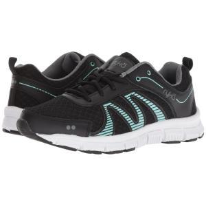 ライカ レディース スニーカー シューズ・靴 Heather SMT Black/Mint/Grey|fermart-shoes