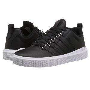 ケースイス K-Swiss レディース スニーカー シューズ・靴 Donovan Black/White fermart-shoes