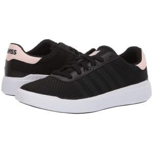 ケースイス K-Swiss レディース スニーカー シューズ・靴 Heritage Light T Black/Creole Pink/White fermart-shoes