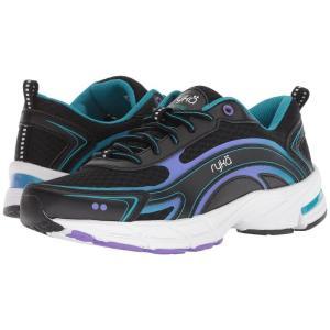 ライカ Ryka レディース スニーカー シューズ・靴 inspire Black|fermart-shoes