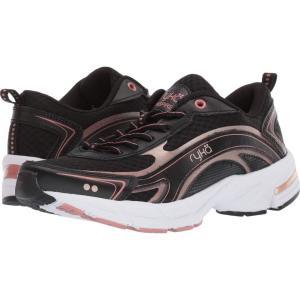ライカ Ryka レディース スニーカー シューズ・靴 Inspire Black 2|fermart-shoes