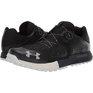 アンダーアーマー Under Armour メンズ スニーカー シューズ・靴 UA Syncline Black/Pitch Gray/Summit White|fermart-shoes