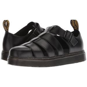 ドクターマーチン Dr. Martens メンズ サンダル シューズ・靴 Vibal Black Brando|fermart-shoes