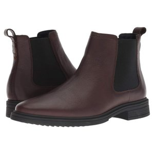コールハーン Cole Haan メンズ ブーツ シューズ・靴 Bernard Chelsea Boot Chestnut/Black|fermart-shoes