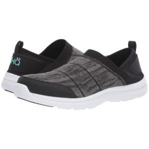 ライカ Ryka レディース スニーカー シューズ・靴 Edie Black|fermart-shoes