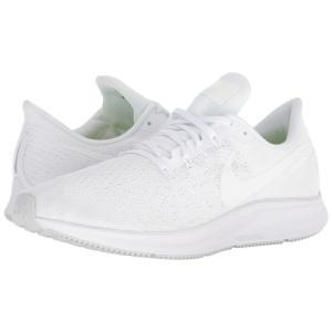ナイキ Nike メンズ シューズ・靴 ランニング・ウォーキング Air Zoom Pegasus 35 White/Summit White/Pure Platinum|fermart-shoes