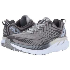 ホカ オネオネ Hoka One One メンズ シューズ・靴 ランニング・ウォーキング Clifton 4 Griffin/Micro Chip|fermart-shoes