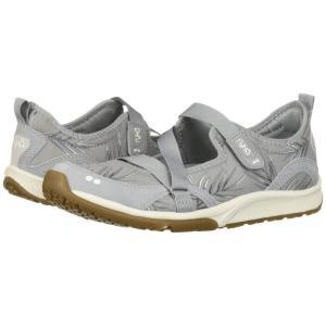 ライカ Ryka レディース スニーカー シューズ・靴 kailee Scone Grey|fermart-shoes