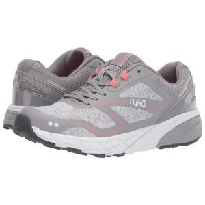 ライカ Ryka レディース スニーカー シューズ・靴 Exuberant Sconce Grey|fermart-shoes