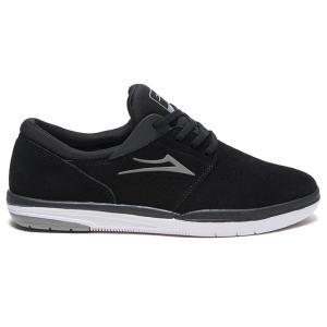 ラカイ メンズ スニーカー シューズ・靴 Fremont Skate Shoes Black Suede|fermart-shoes