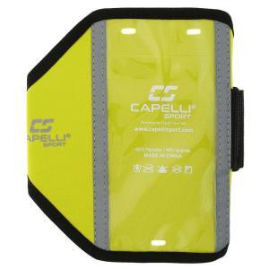カペリ Capelli ユニセックス テックアクセサリー Sport IO Solid Armband Green|fermart-shoes
