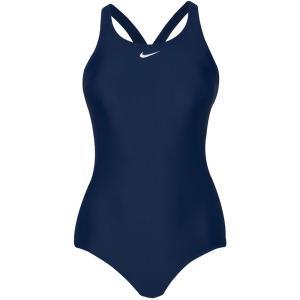 ナイキ Nike レディース ワンピース 水着・ビーチウェア Fastback One Piece Swimsuit Navy|fermart-shoes