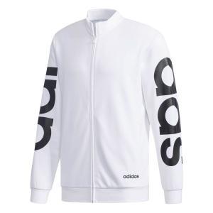 アディダス adidas メンズ ジャージ アウター Branded Track Jacket White/Black fermart-shoes
