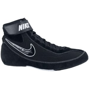 ナイキ Nike メンズ シューズ・靴 レスリング Speed Sweep Wrestling Shoe Black/Black|fermart-shoes