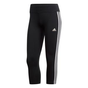 アディダス adidas レディース スパッツ・レギンス インナー・下着 Design 2 Move Tight Black/White|fermart-shoes