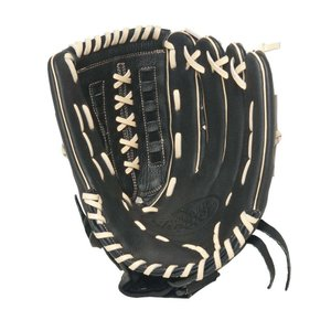 ルイスビルスラッガー Louisville Slugger ユニセックス グローブ 野球 Dynasty 13 Inch Left Handed Throw Slow Pitch Softball Glove Black|fermart-shoes