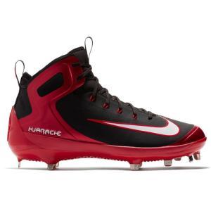 ナイキ Nike メンズ シューズ・靴 野球 Alpha Huarache Elite Baseball Cleat Red/White|fermart-shoes