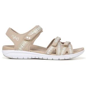 ライカ Ryka レディース サンダル・ミュール シューズ・靴 savannah sandal Taupe|fermart-shoes