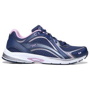 ライカ Ryka レディース スニーカー シューズ・靴 Sky Walk Blue/Pink|fermart-shoes
